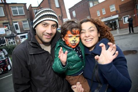 Massimo Tramaglini, anita Lopes and their son Luca (2)
