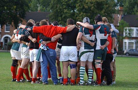 Team spirit: Battersea Ironsides need some collective team spirit after back-to-back defeats