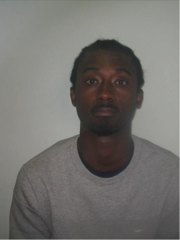 Croydon Guardian: Damian Devine was sentenced to 21 years in prison for shooting police officer