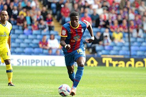 Croydon Guardian: Wilfried Zaha could feature in the friendly international against Sweden after getting England call-up