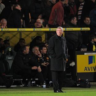 Croydon Guardian: Sir Alex Ferguson praised Norwich after the Canaries beat Manchester United 1-0 at Carrow Road