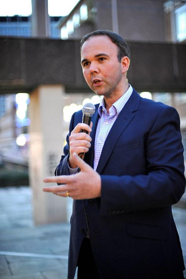 Gavin Barwell has praised the decision to spread council tax payments over 12 months