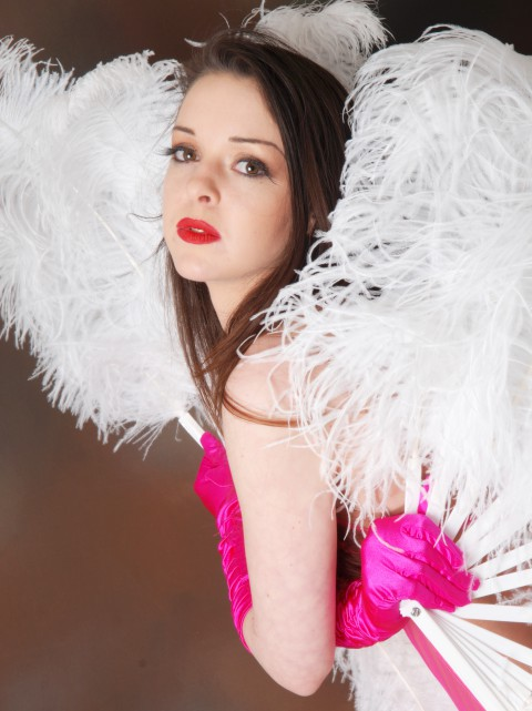 Cheeky burlesque night offers mums something different this Christmas