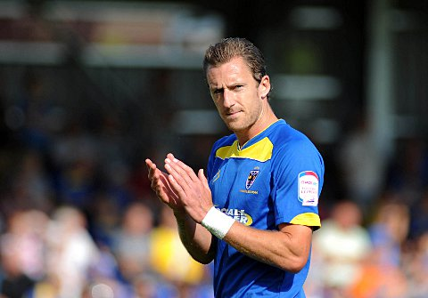 "AFC Wimbledon hitman says ""Let's make club and FA Cup history"""