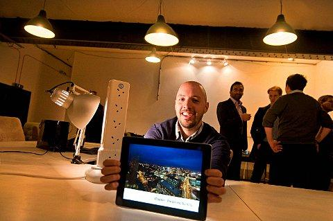 Jonny Rose has organised the tech city events (Pic credit: Neale Atkinson/Photography24 )