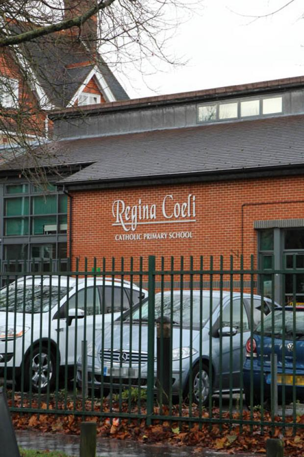 Regina Coeli Catholic Primary School in South Croydon 'requires improvement'