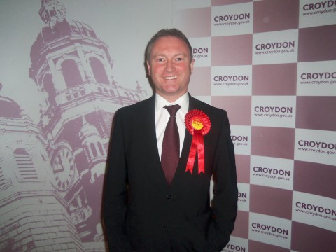 Steve Reed elected as Croydon North MP