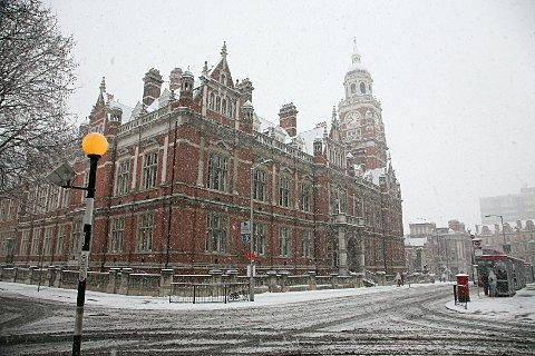 Council readying for the cold snap