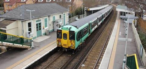 Expect delays of up to 30 minutes after a broken down train at Balham
