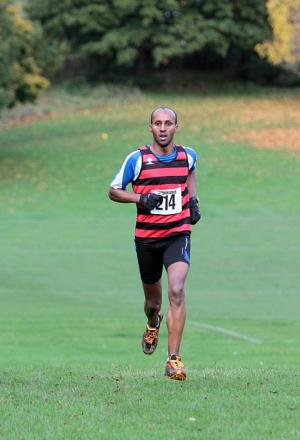 Busy weekend: Harriers' Mohammed Ismail