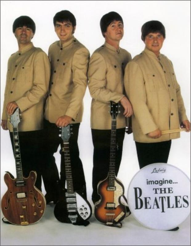 Beatlemania is back