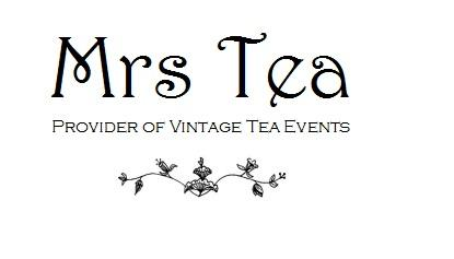 Mrs Tea's Pop-Up Vintage Tea Room