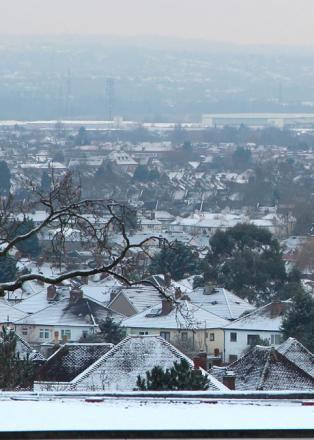 'Beast from the East' not as fierce as first feared