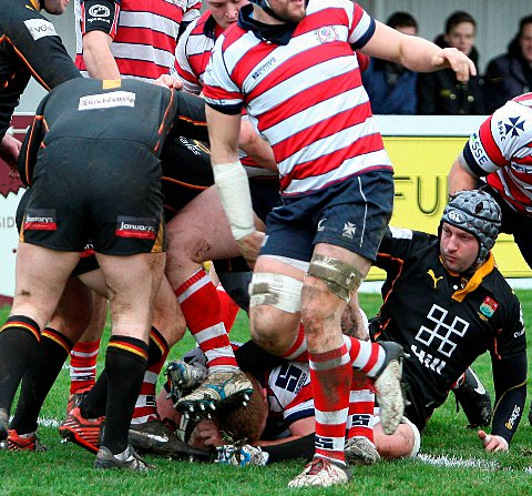 Rosslyn Park rewrite club record books by thrashing Cambridge