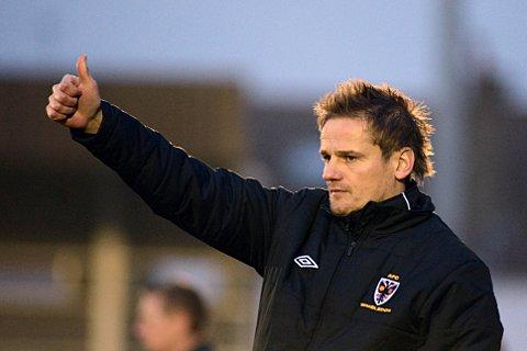 Target: Neal Ardley wants at least eight more wins to secure a future in League Two    SP72885