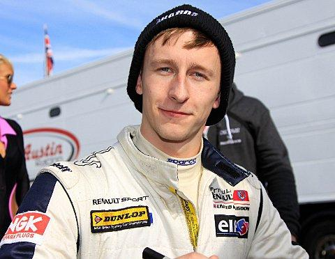 Croydon Guardian: Back in the mix: Howard Fuller has earned a return to the British Touring Car Champi