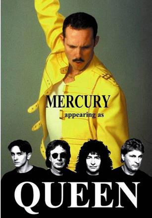 A Freddie Mercury and Queen tribute act will be coming to the Leatherhead Theatre