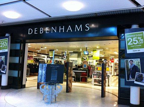 Croydon Debenhams fined for selling knife to child