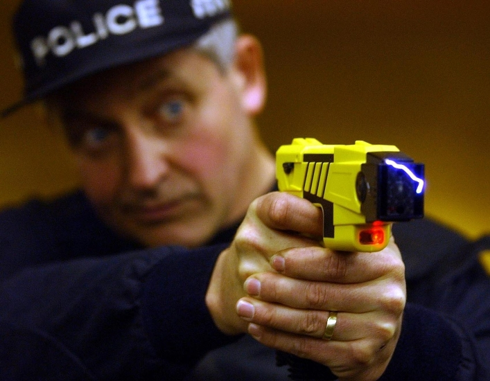 Police used Tasers on 12 children in Croydon between 2008 and 2012