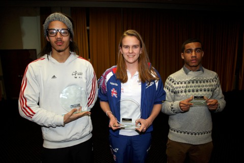 Croydon Guardian: Sports aid talented athletes - Blade Ashby, Isabella Hindley, Joseph Ferrier