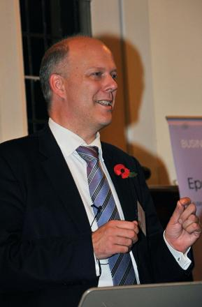 MP Chris Grayling has demanded the BSBV team publish detailed evidence about how financially viable their plan