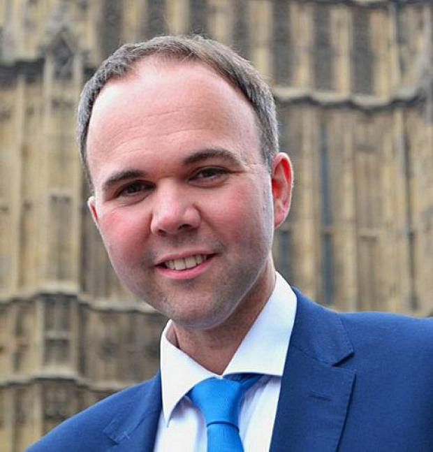 Croydon Central MP Gavin Barwell