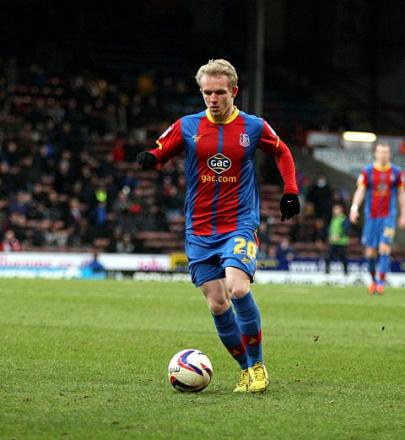 Jonny Williams. PICTURE BY EDMUND BOYDEN.