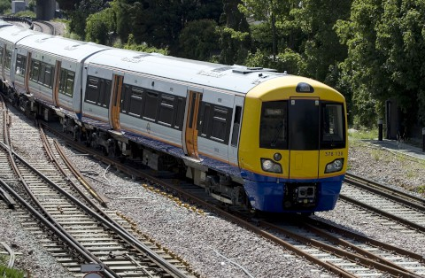Free Wi-Fi for Overground Stations