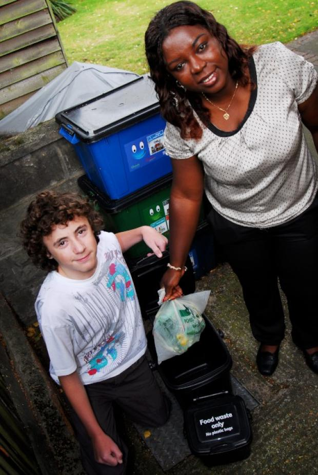 Recyclers asked to be the faces of a new council campaign