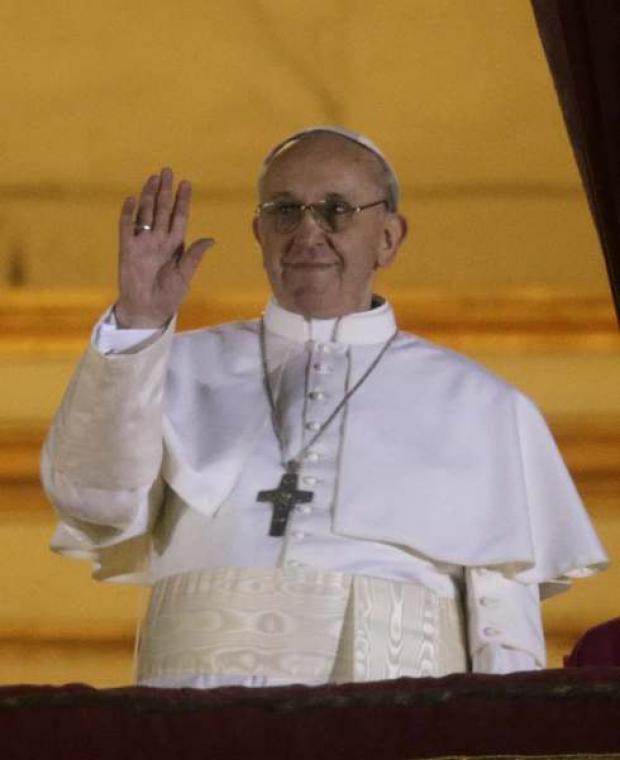 Cardinal Jorge Mario Bergoglio, the archbishop of Buenos Aires, was chosen as Pope Francis last week