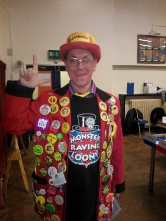 John 'Loony' Cartwright joins the Conservatives.