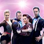 green WIMB LEISURE: Dance Daze: Strictly tour hits Wimbledon