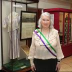 Irene Cockroft is the guest curator of Dying for the Vote, an exhibition examining women's struggle for the vote at Bourne Hall, Ewell