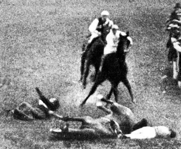 Croydon Guardian: Emily Wilding Davison's brutal death at the 1913 Derby