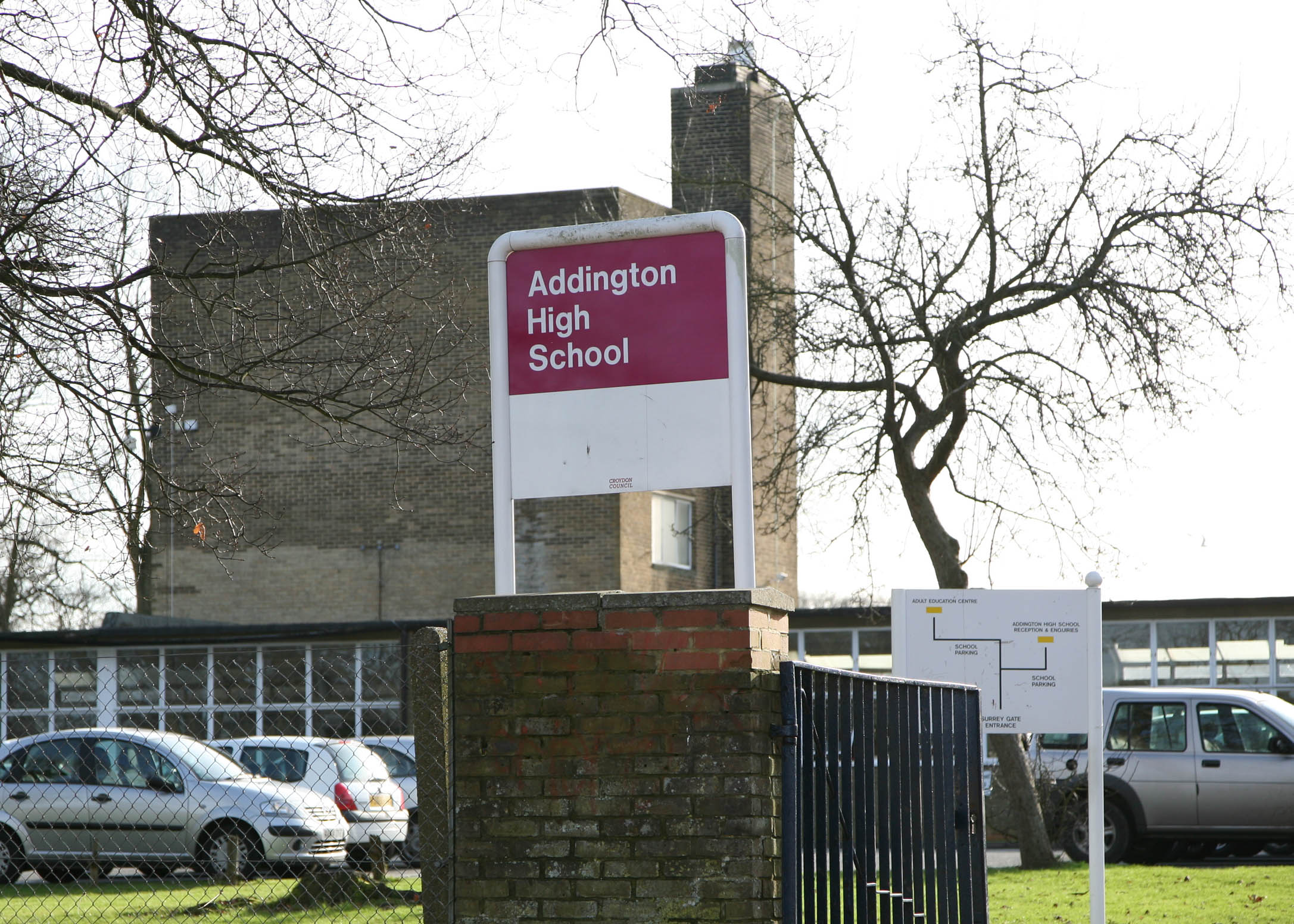 Addington High School is one of those rated inadequate by Ofsted