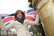 Cheam's Olympic cyclist Joanna Rowsell