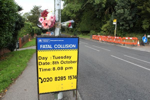 Croydon Council has been criticised after two fatal accidents in Coulsdon Road