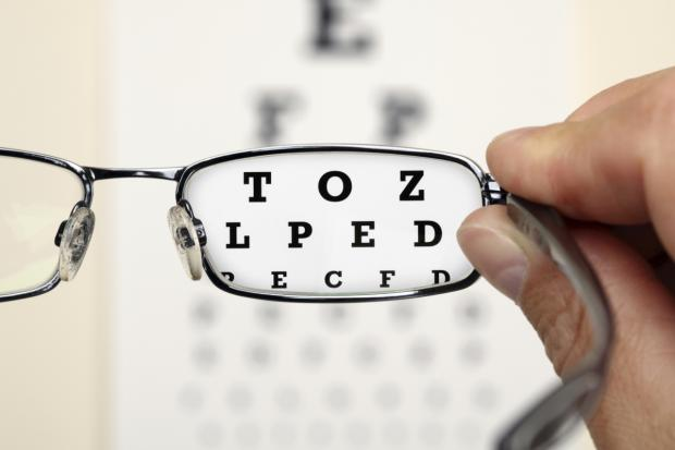 Macular degeneration is the most common form of sight loss