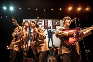 Bootleg Beatles bring Fab Four to Richmond Theatre
