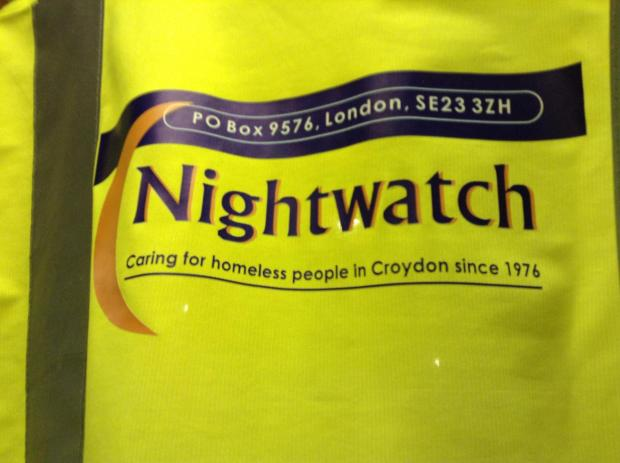 Nightwatch is acclaimed for its work with the homeless
