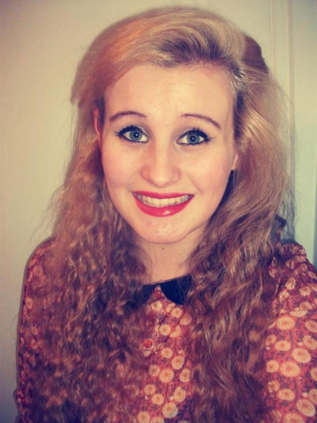 Croydon Guardian: Miriam Parker, 17, was hit by a car on New Year's Day
