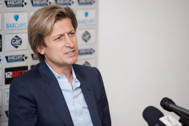 "Steve Parish: ""We are not going to mortgage the future of the club."