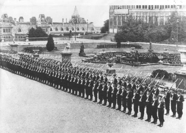 Croydon Guardian: The Crystal Palace played a significant role during the First World War