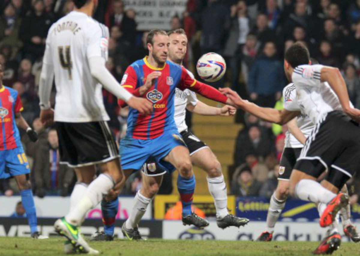 Coming back: Will Glenn Murray be able to replicate his form prior to his injury?