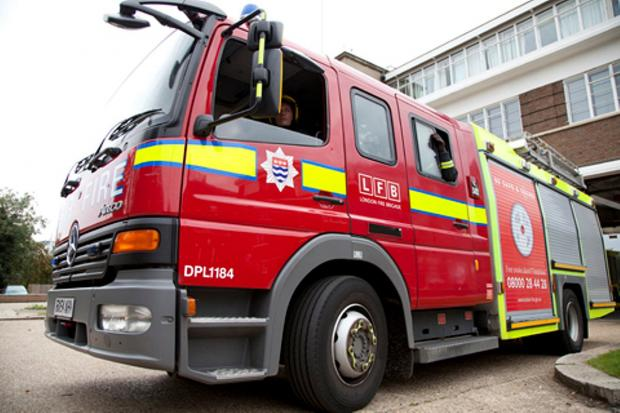 Firefighters have reminded residents to check their fire alarms
