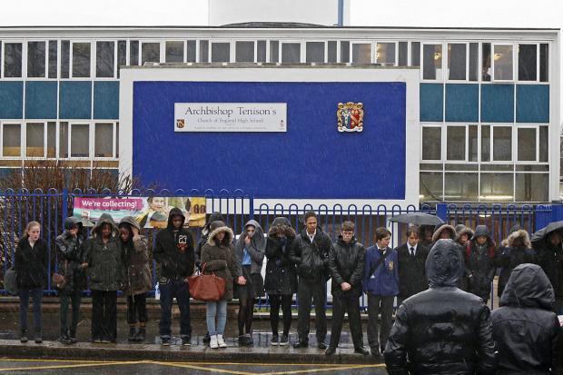 Croydon Guardian: Classmates paying their respects to Daniel Spargo-Mabbs