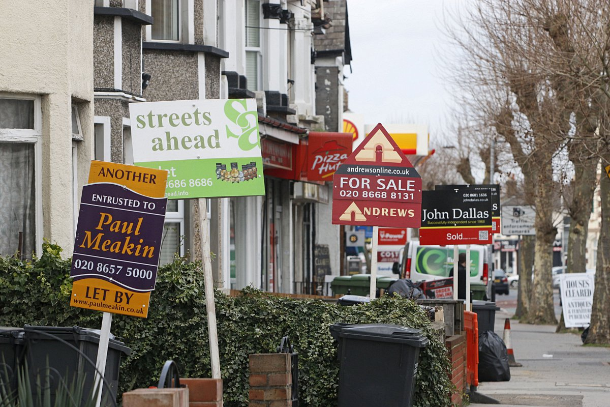Croydon estate agents talk about how the London property boom is affecting the town.