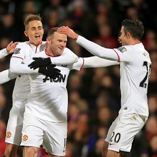 Croydon Guardian: Manchester United got back to winning ways with a hard-fought victory at Selhurst Park