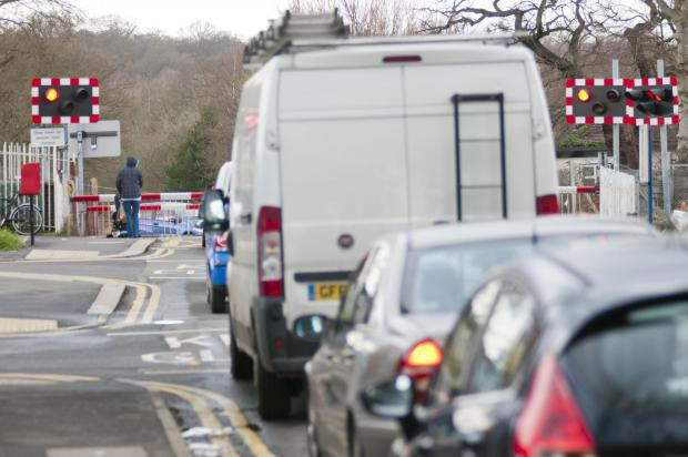 Three of the most congested road go through southwest London
