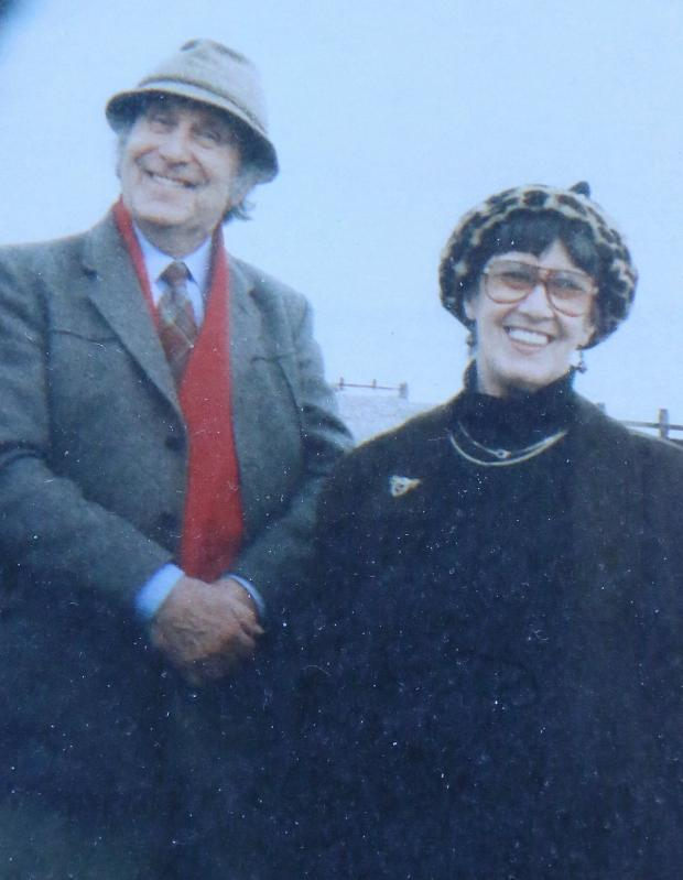 Croydon Guardian: Don Penny wants to know why his wife Molly died